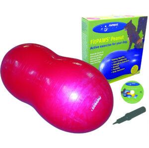 PEANUT FitPAWS 80 cm træningsbold kropskontrol